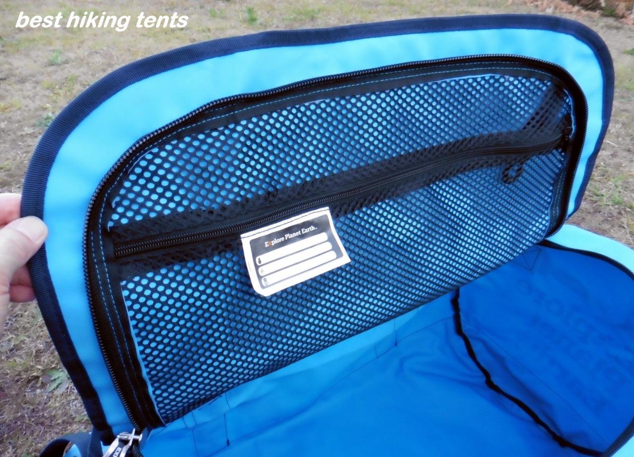 de61c231f72c New EPE Pisces Waterproof PVC Roll Top Gear Bag 4WD Wet Dry Duffel Backpack  2 SZ
