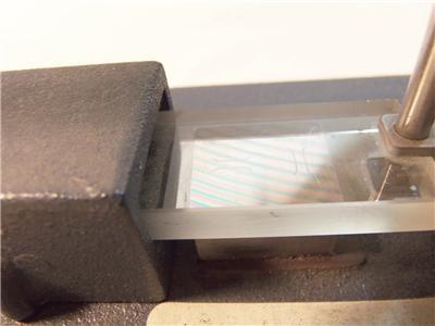 Van Keuren Light Wave Micrometer Ebay
