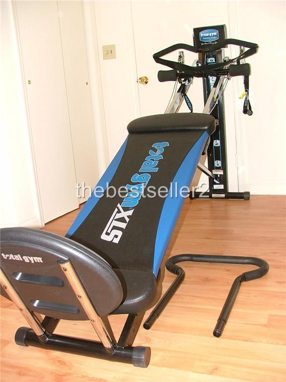 Chuck Norris Total Gym XLS *** Very Good *** - Fully ...