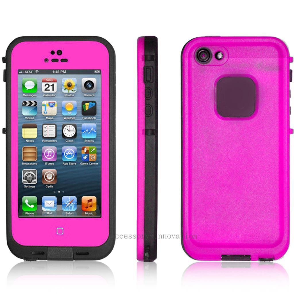 100% Authentic Redpepper Water Proof Case Apple IPhone 5C