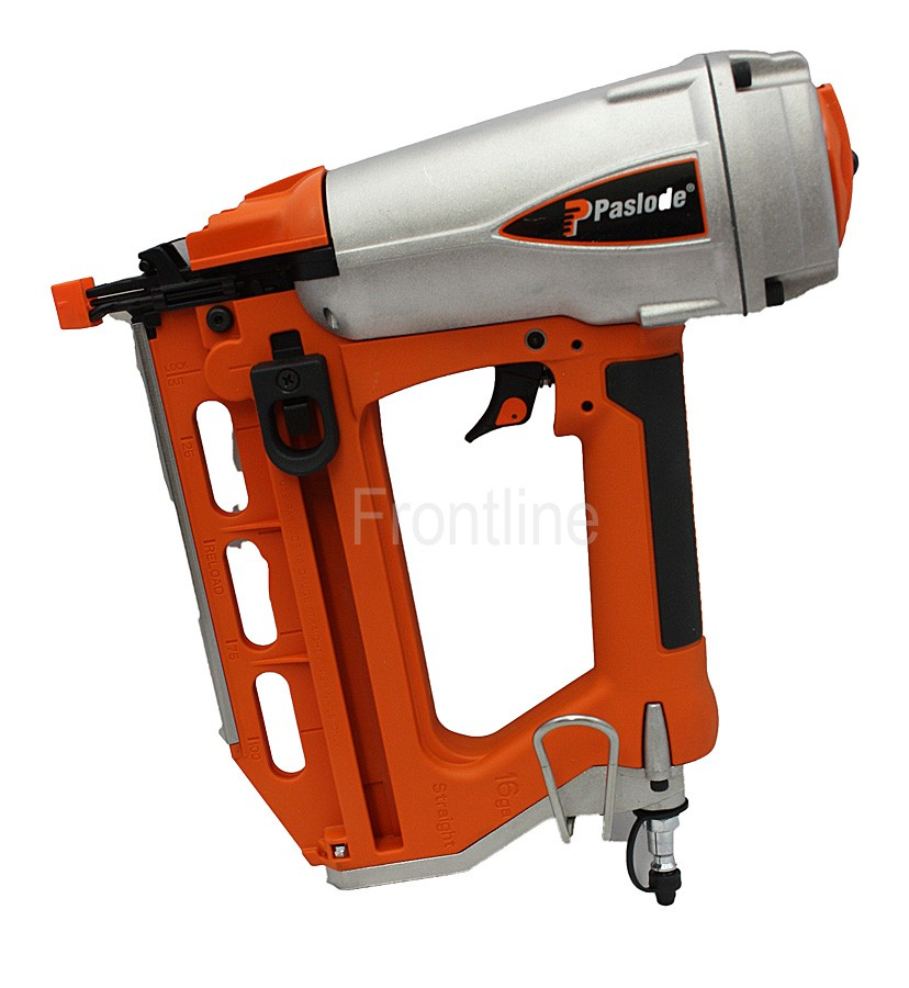 Paslode Air Finish Nail Gun: BRAND NEW PASLODE 501680 16 GAUGE STRAIGHT FINISH AIR