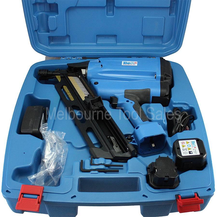 Bea D90 660e Cordless Gas Gun Framing Nailer Uses Paslode