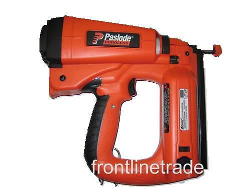 Brand New Paslode 16g Straight Fixing Finishing Nail Gun