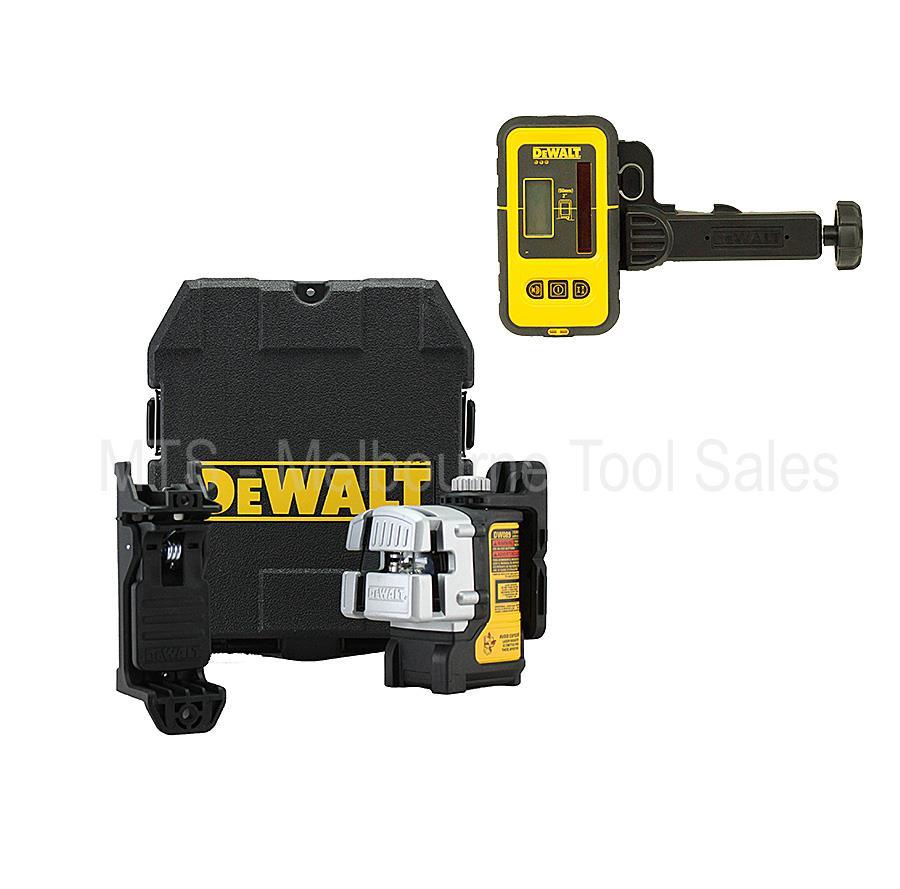 Dewalt Dw089k Self Leveling 3 Beam Line Laser Dw089 With