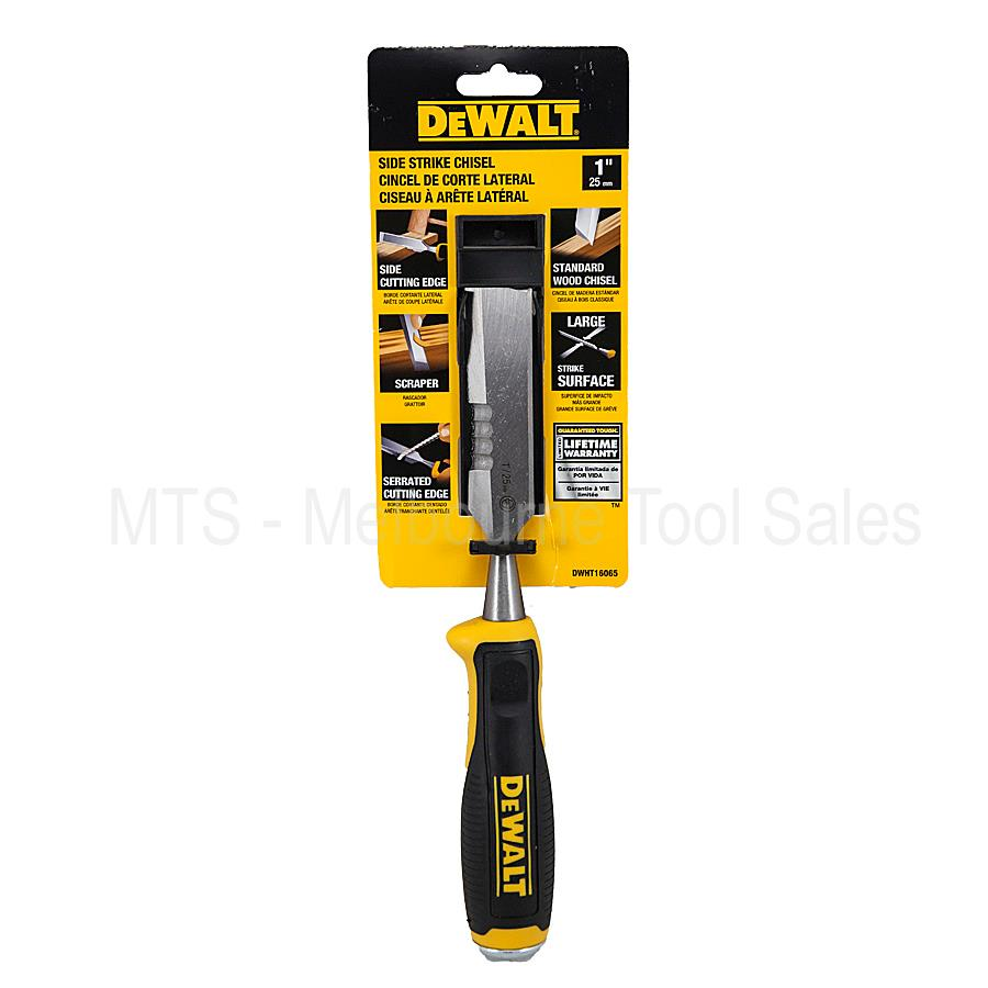 Dewalt Dwht16065 25mm Side Strike Demolition Chisel Ebay