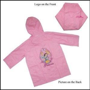 Disney Mickey Minnie mouse Princess Peppa Pig Rain Raincoat Brand New 160+