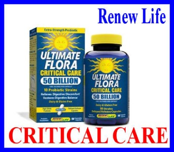 Critical care probiotic