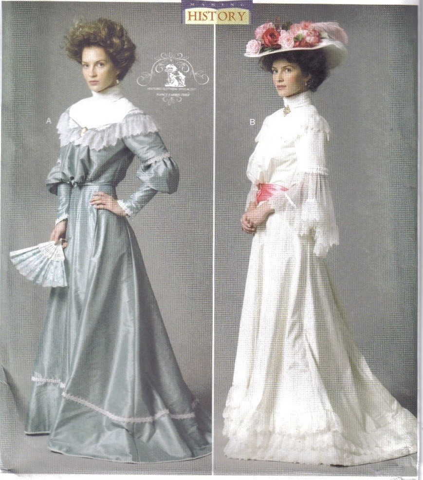 105 Best Images About Renaissance Sewing Patterns On Pinterest: Butterick Sewing Pattern Misses Historical Costume LARP