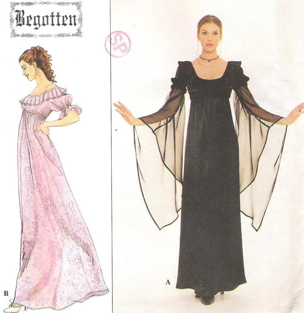 105 Best Images About Renaissance Sewing Patterns On Pinterest: Renaissance Costume Historical OOP Simplicity Sewing