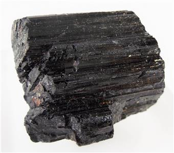 Shiny Natural Raw Black Tourmaline Schorl Mineral Rock ...  Raw