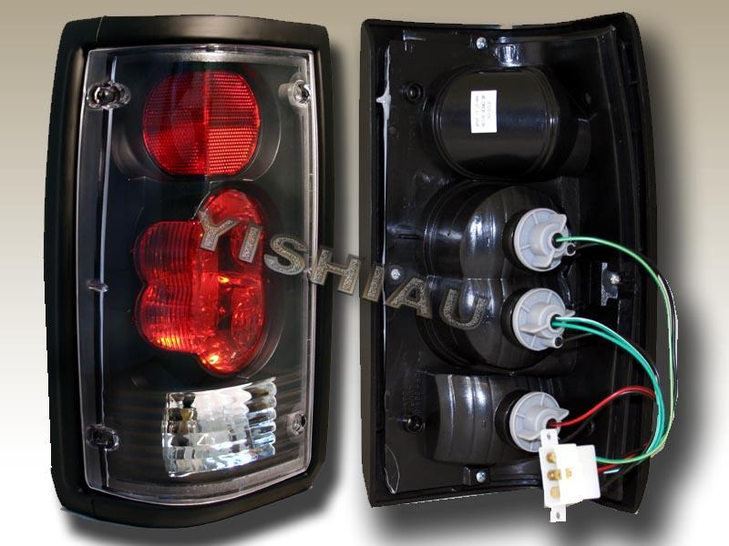 mazda b2000 tailight wiring 1986-1991 1992 1993 mazda b2000/b2200/b2600 tail lights | ebay mazda b2000 starter wiring
