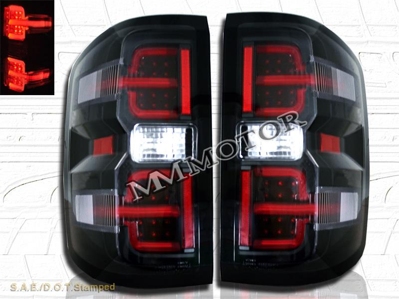 2016 3500hd chevy tail light wiring color 2016 jeep wrangler tail light wiring diagrams black led tail lights for 2014-2016 chevy silverado 1500 2015-2016 2500hd 3500hd