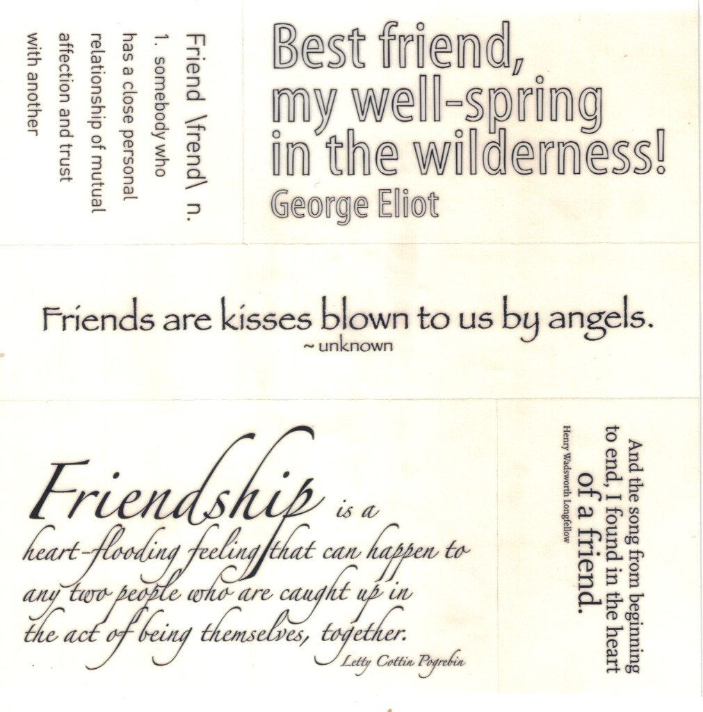 poems and quotes for scrapbooking quotesgram