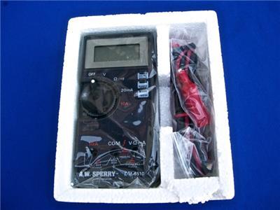 Dm 4400a 23 Range 7 Function Sigital Multi Meter