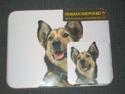 German Shepherd Dog Little Gifts