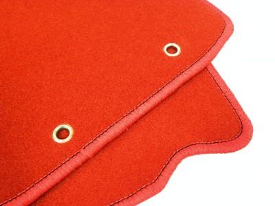 02 03 04 06 Acura Rsx Type S Dc5 Red Floor Mats Carpets Ebay