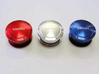 97 01 Honda Crv B20 Engine Billet Cam Plug Seal Blue Ebay