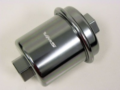 92 honda accord fuel filter 02 honda accord fuel filter 92-01 honda prelude billet racing high flow fuel filter | ebay