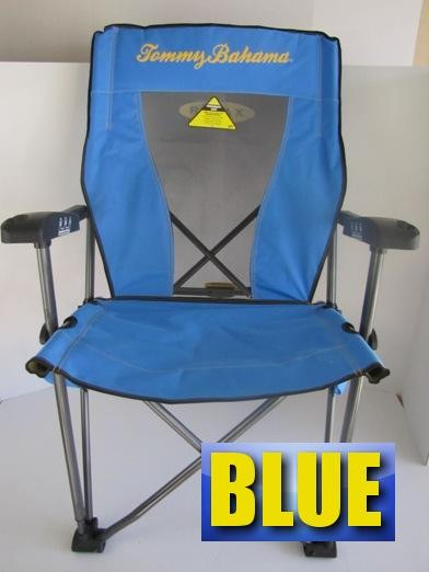 Miraculous Tommy Bahama Folding Beach Chair Camping Outdoor Garden On Pabps2019 Chair Design Images Pabps2019Com