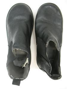 202d4c8650eaf Baby Gap Black Ankle Elastic Slip-On Boots Winter Boys Girls Kids ...