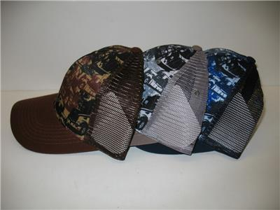 Variety Black Canyon Outfitters Snap-Back Camouflage Trucker Hat Cap ... a9ae1e5cb9c2