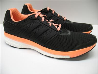 7d1920b2a74d5 Adidas B34821 SuperNova SNOVA Glide 7 Boost Running Shoes Sneakers Black  Womens
