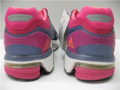 10e070796 New Adidas Q21473 SuperNova Sequence 6 Running Shoes Sneakers Purple Pink  Womens