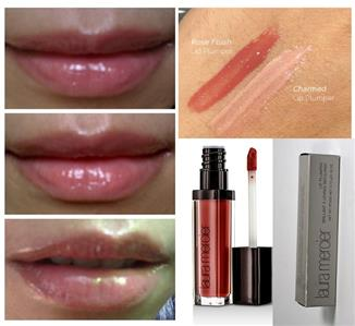 Laura Mercier Lip Plumper Gloss Rose Flush 18 Oz Full Size Sold Out New In Box Ebay