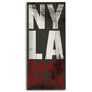 3c00e269ab31e Details about NY - LA by Artist Cory Steffen 10
