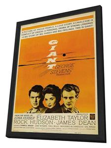 Vintage Giant James Dean Movie Poster A3//A2//A1 Print
