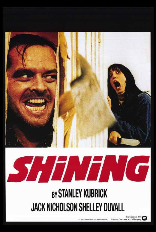 Image result for the shining poster