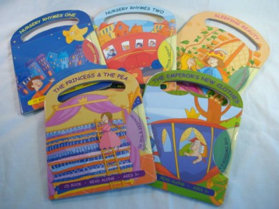 books with cd for preschoolers 10pc children books amp cds reading storytime preschool 58516