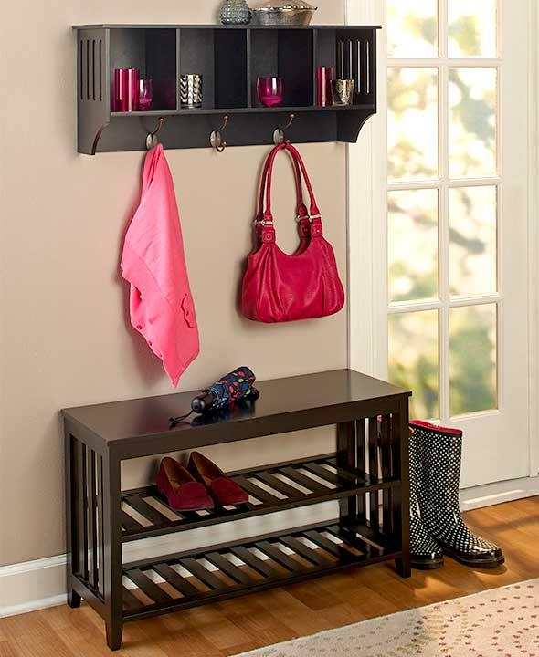 steel bench with shelf p work from perkins jackson