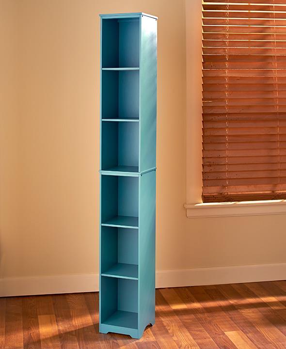 Tall Narrow Storage Basket: Narrow Storage Tower Cabinet Shelf Seagrass Baskets