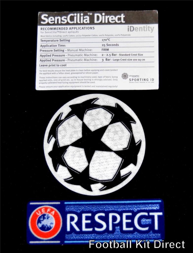 Patch Football Starball Ligue Des Champions 03//06