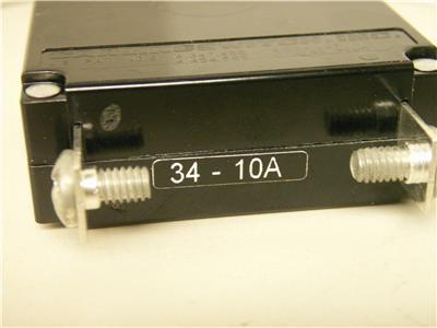 MARINE 25 AMP CIRCUIT BREAKER DC//AC CARLINGSWITCH NEW