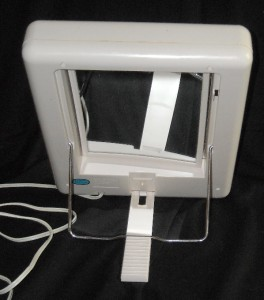 Conair True Reflection Tm7 3 Way Lighted Make Up Mirror Ebay