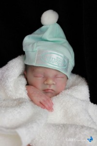 Reborn Vinyl Doll Kit Supply Baby Caleb by Heather Boneham Lifelike