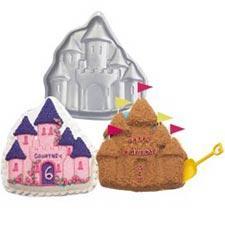 Wilton Castle Sheet Cake Pan 2105 2031 Princess Sand
