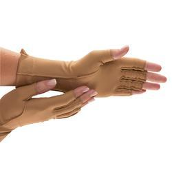 Isotoner Open Finger Therapeutic Support Compression