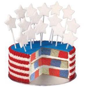 Wilton Checkerboard Cake Pan Set 2105 9961 W Instructions