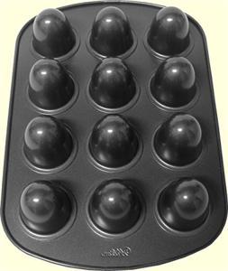 Wilton 12 Cavity Pop Cake Pan Mold 2105 0365 Ebay