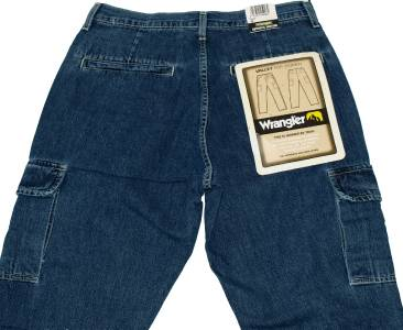 Bnwt Authentic Women/'s Valley Wrangler Cargo Combat Jeans Trail Fit Green