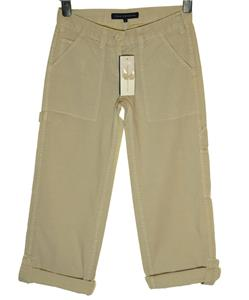 """Belt Rrp £55 New L32/"""" Oatmeal Bnwt Women/'s French Connection Jeans Trousers"""