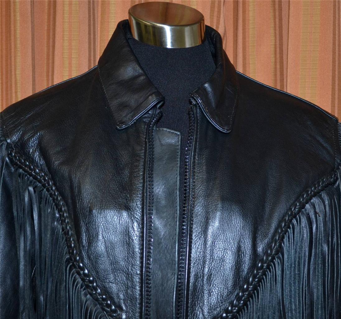 Unik leather jacket