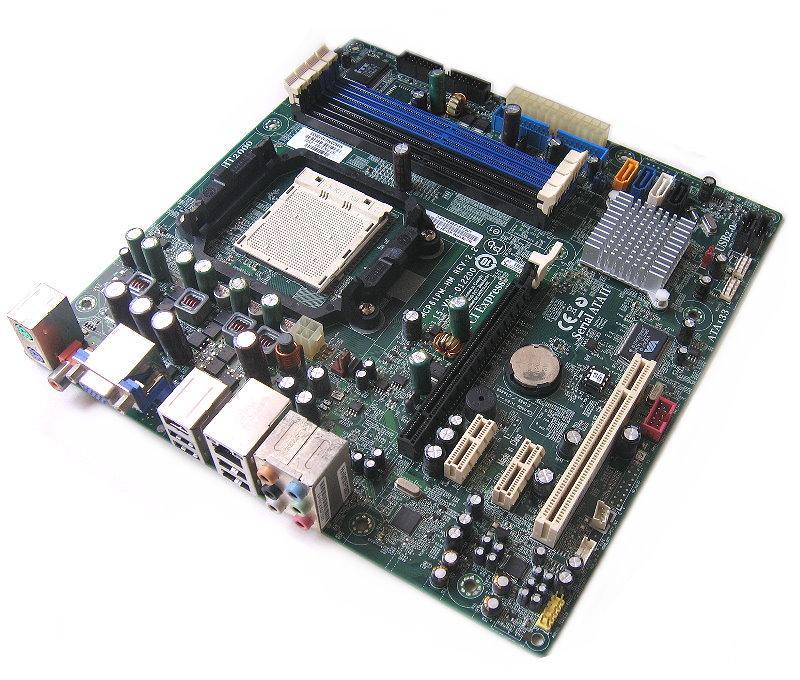 Ecs hp mcp61pm-hm nettle2-gl8e 6150se am2 motherboard manual.