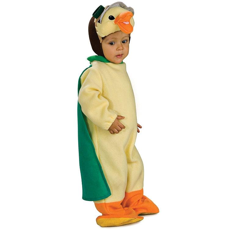 Categories  sc 1 st  eBay & NEW Wonder Pets Ming Ming Duck Infant Baby Child Halloween Costume 6 ...