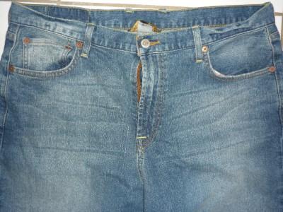MENS LUCKY BRAND STRAIGHT LEG JEANS IN DENIM BLUE 34