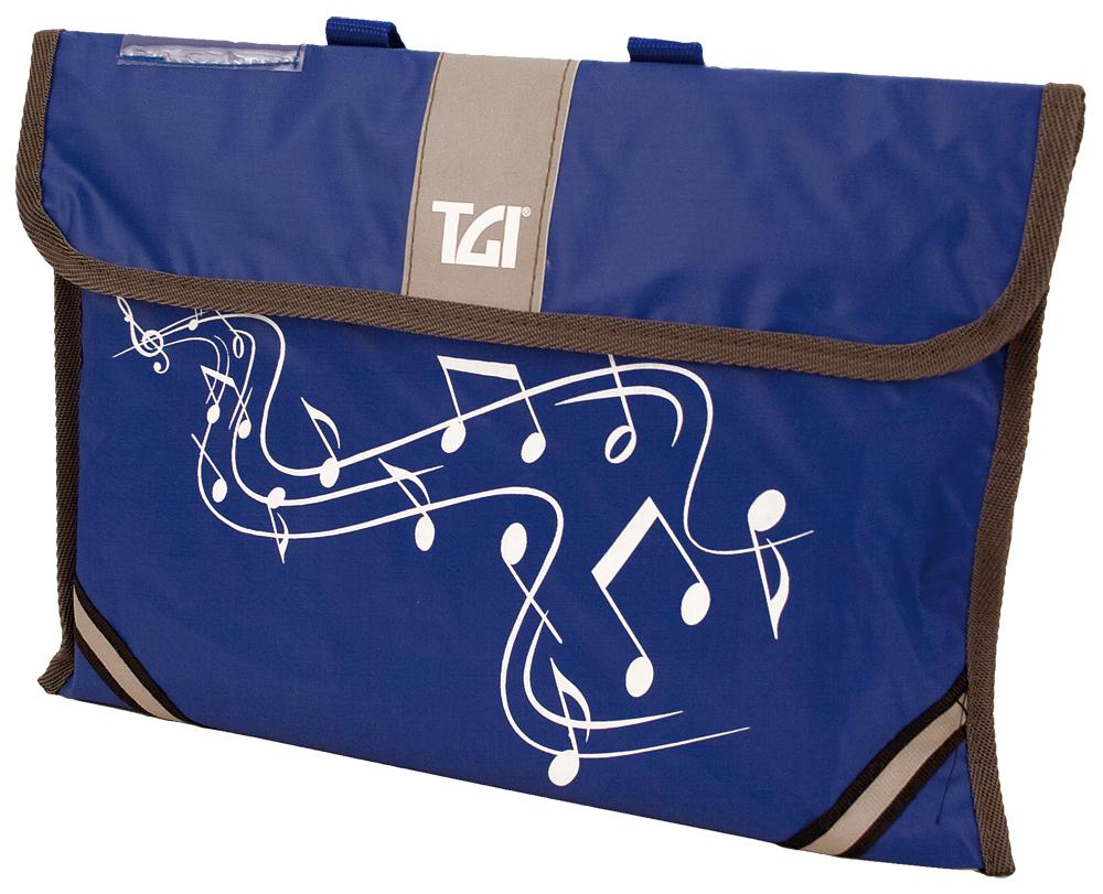 Music Book Carry Bag Notes Design By