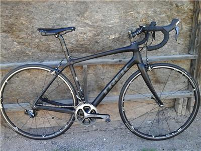 2014 Trek Domane 5.9 - Compact Dura-Ace - 54cm Carbon Road Bike - Gorgeous ! | eBay